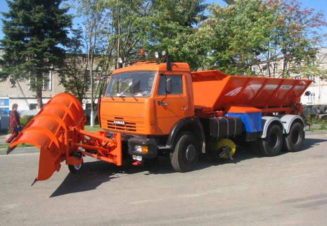 Машины для содержания и ремонта дорожных покрытий
