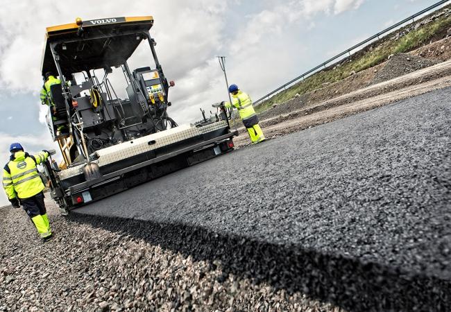 Современные технологии дорожного строительства