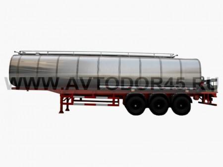 Прицеп-цистерна для перевозки битума, битумовоз, METONG