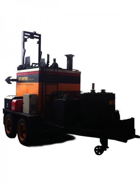 Машины для переработки (рециклинга) старого асфальта