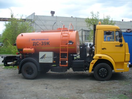Автогудронатор ДС-39К
