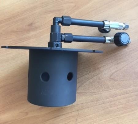 Горелка стационарная для автогудронатора