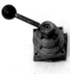 Пневмокран управления форсунками  ДС-39Б-05.00.030