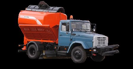 Комбинированная дорожная машина КО-829АД