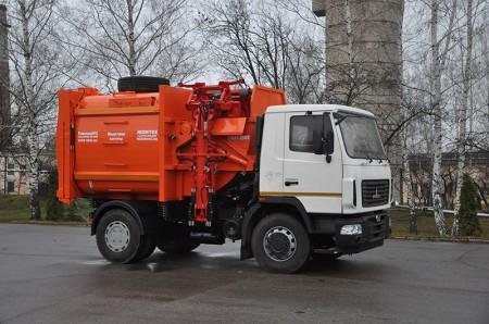 Мусоровоз МКМ-3507