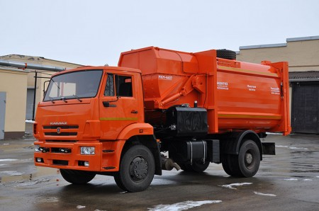 Мусоровоз МКМ-4607
