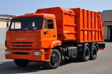 Мусоровоз МКМ-4705-01