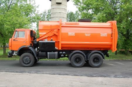 Мусоровоз МКМ-44407