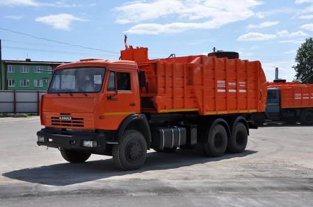 Мусоровоз МКМ-4704-01