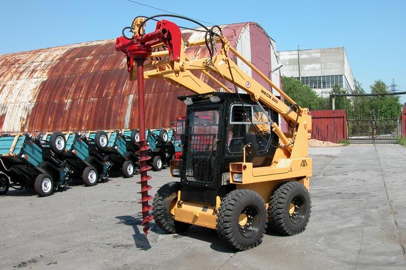 Буровое оборудование для МКСМ-800