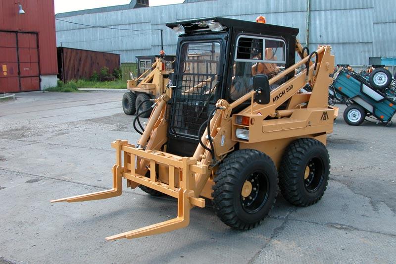 Вилы грузовые для МКСМ-800