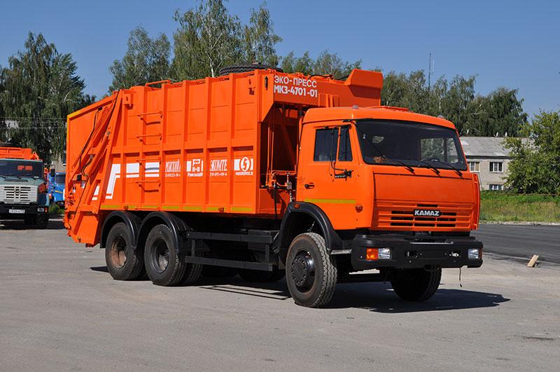 Мусоровоз МКМ-4707-01