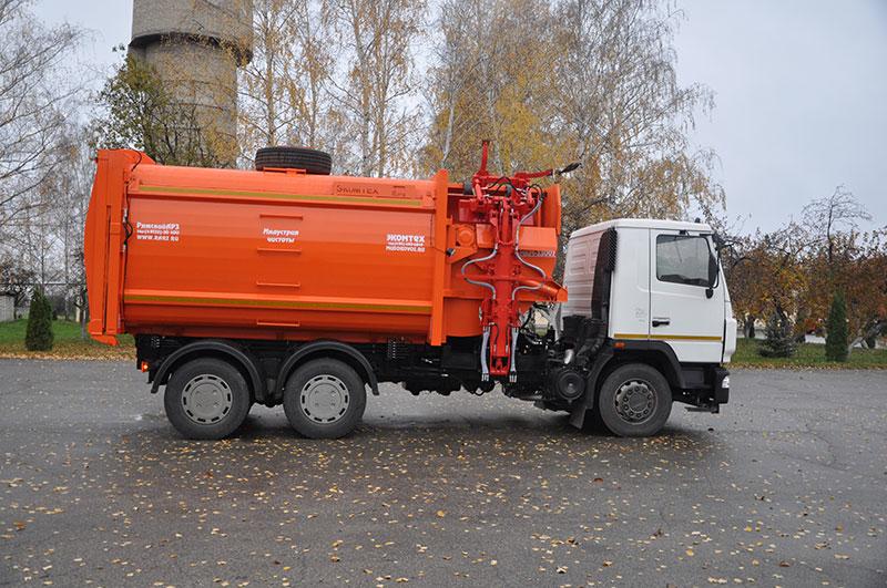 Мусоровоз МКМ-33007