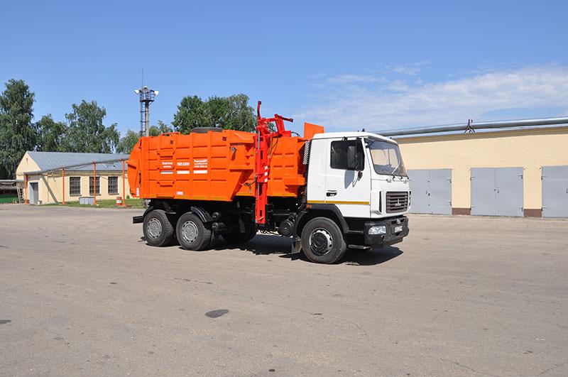 Мусоровоз МКМ-33004
